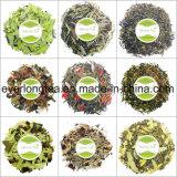 プライベートラベルの有機性自然な草の戦闘残存物およびエネルギーサポート茶