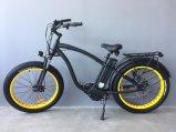 26*4.0 250W /500W/750W grosser Energien-fetter Gummireifen-elektrisches Gebirgsfahrrad/Schnee-Fahrrad