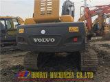 Volvoの使用された掘削機210blcの使用された210blc車輪の掘削機