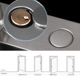 Hohe Sicherheits-elektronischer Nut-Karten-Verschluss für Hotel-Tür