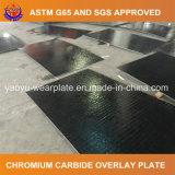 Износоустойчивая плита компаундированной стали