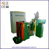 Automatisches PLC-kontinuierliches Silikon-Gummikabel-Strangpresßling-Maschine