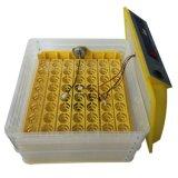 112 ovos de incubação de ovos de aves de capoeira automática com certificado CE