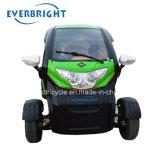 Verkaufs-China-geschlossenes elektrisches 4 Rad-Miniauto für die untauglichen/alten Leute