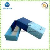 Boîte à nourriture de papier de qualité de ventes en gros avec le traitement (JP-box036)