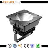 Projector do estádio da corte do diodo emissor de luz do CREE XPE 300With400With500With600With800With1000W