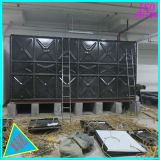 適用範囲が広い部門別のエナメルを塗られた水貯蔵タンク