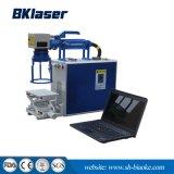 CNC 색깔 바코드를 위한 전자 섬유 Laser 표하기 기계
