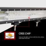 la carretilla elevadora del barco del carro de la barra ligera de 12V 24V 50000lm LED campo a través impermeabiliza la barra ligera de 20 pulgadas LED