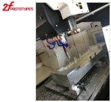 Le parti di CNC, CNC che lavora, pezzi di precisione di macinazione di CNC di grande di formato di CNC della macchina asse d'acciaio della lega 5 per il sensore di ingegneria parte le parti girate precisione Manufact della Cina