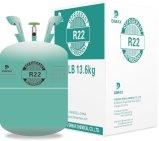 El cilindro desechable Gas refrigerante R22