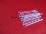 Baiboハロゲンランプのための紫外線停止水晶ガラスの管