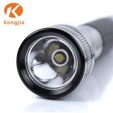 La iluminación de emergencia Linterna de aluminio LED 1000m de largo alcance, linterna LED