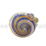 Tubo di vetro del nuovo della mano del tubo del cucchiaio del commercio all'ingrosso tabacco di vetro del narghilé (ES-HP-403)
