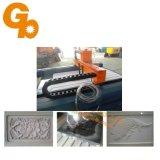 Marmor-Stich des Granit-3D, der Maschinen-Steinmaschinerie schnitzt