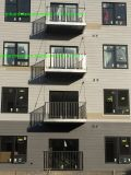 アパートのためのバルコニーの柵