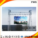 Schermo di visualizzazione del LED di alta qualità P10 di prezzi bassi