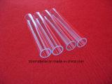 1100 de alta calidad grado tubo de cuarzo para tubo horno