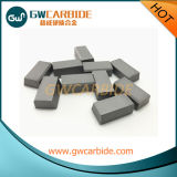 Напаянные режущие части цементированного карбида C10 C12 C16 A10 A16 A20