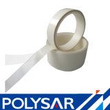 白書が付いている粘着テープ100ミクロンのポリエステル
