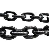 Catena Chain di sollevamento di caricamento della catena a maglia G80