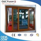 Fuxuan 거실을%s 알루미늄 석쇠 디자인 슬라이딩 윈도우