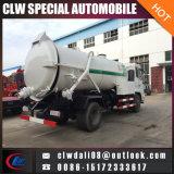 [دونغفنغ] 4*2 [9000ل] تنظيف ماء صرف وبرازيّ مصّ شاحنة لأنّ عمليّة بيع