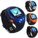 Heißer Verkauf PAS der Emergency Aufruf GPS-Uhr-Gleichlauf