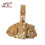 Военных тактических компонент в раскрывающемся списке Саут Мол пистолет чехол пистолет чехол для ног