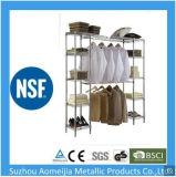 NSF-Haushalts-Feuergebührenmetalldraht-Fach-Fabrik