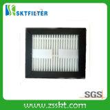 Sachet-filtre plissé de papier synthétique de H13 H14 mini HEPA