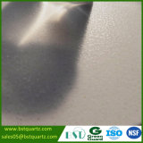 Pietra bianca di superficie artificiale del quarzo del Matt