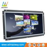 開いたフレームUSB RS232ポート(MW-151MET)が付いている15.6インチのタッチ画面LCDのモニタ