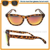 Occhiali da sole polarizzati Ce di plastica del monocolo di modo di vetro di Sun di promozione