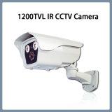 1200tvl LEDのアレイCCTVの弾丸の保安用カメラ(W18)