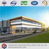 Sinoacmeは鉄骨構造のショッピングモールを組立て式に作った