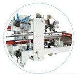 Hoek van het Karton van Ce&ISO de Automatische Thermische en Zij het Verzegelen van het Geval Machine/de Machine van de Verpakking van het Karton/Plastic Machine