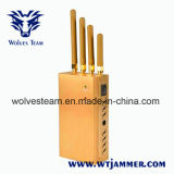 telefoon van de Cel van de Waaier van 15m de Beschermende Draagbare en Stoorzender Gpsl1