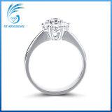 De zeer Mooie Juwelen Van uitstekende kwaliteit van de Ring van CZ Zilveren voor Gift