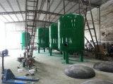 Chunke 10t mecánico verde de la caja del filtro de agua para la venta