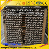 L'extrusion en aluminium profile les accessoires en aluminium de charnière