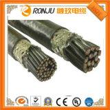 Подземные жгут резиновый бронированных кабель питания