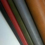 Cuero de la PU de la alta calidad para los bolsos y los zapatos (HSK126)