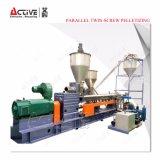 industrielle aufbereitete Plastikpelletisierer-Extruder-Zeile
