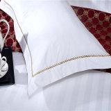 Pillowcase хлопка прочного промотирования поли для стационара