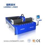 Máquina de estaca do laser da fibra do fabricante de China para a folha de metal Lm3015g