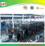 Plastiktrommel HDPE Strangpresßling-Blasformen-Maschine/Zylinder, der Maschinerie herstellend durchbrennt