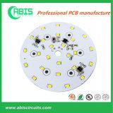 Placa PCBA de alumínio para lâmpada LED