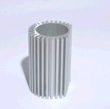 Aduana y tubo de aluminio sacado estándar