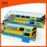 Children를 위한 상업적인 Indoor Trampoline Park Soft Play